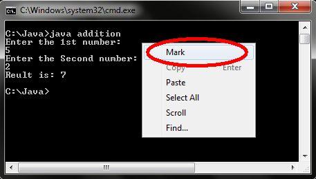 run java programs